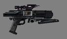 PrecisionShot pistol