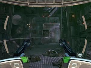 Anakin Skyobiliviator HUD