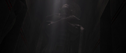 Statue of Darth Bane