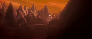 Valley of the Dark Lords TCW
