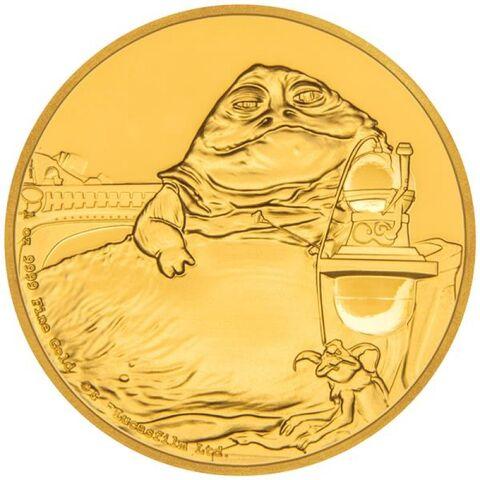 Реверс монети номіналом 250 доларів