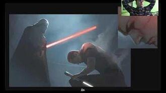 Star Wars- The Force Unleashed II — Повна історія Темного Учня