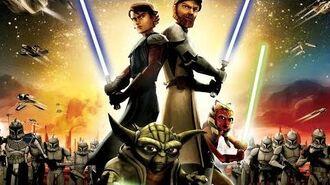 Зоряні війни Війни клонів мультфільм Українською (2008) HD