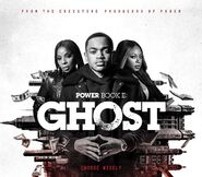 Power Book II Ghost poster