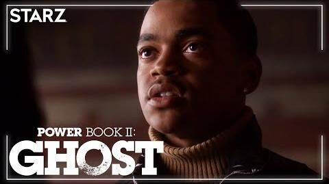 Power Book II Ghost Official Trailer STARZ