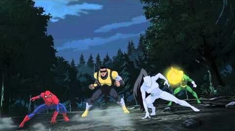 Ultimate Spider-Man Preview 1