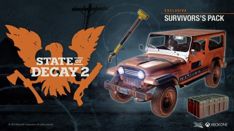 Preorder Bonuses | State of Decay 2 Wiki | FANDOM powered by