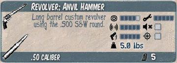 Anvil Hammer