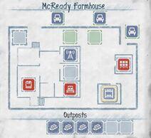 McReady Farmhaus Grundriss