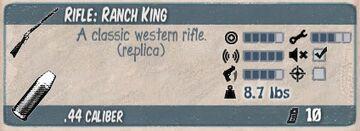Ranch king