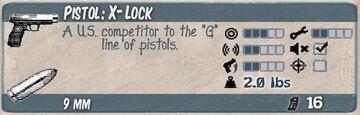X-Lock Infocard