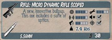MicroDynamicRifleScoped