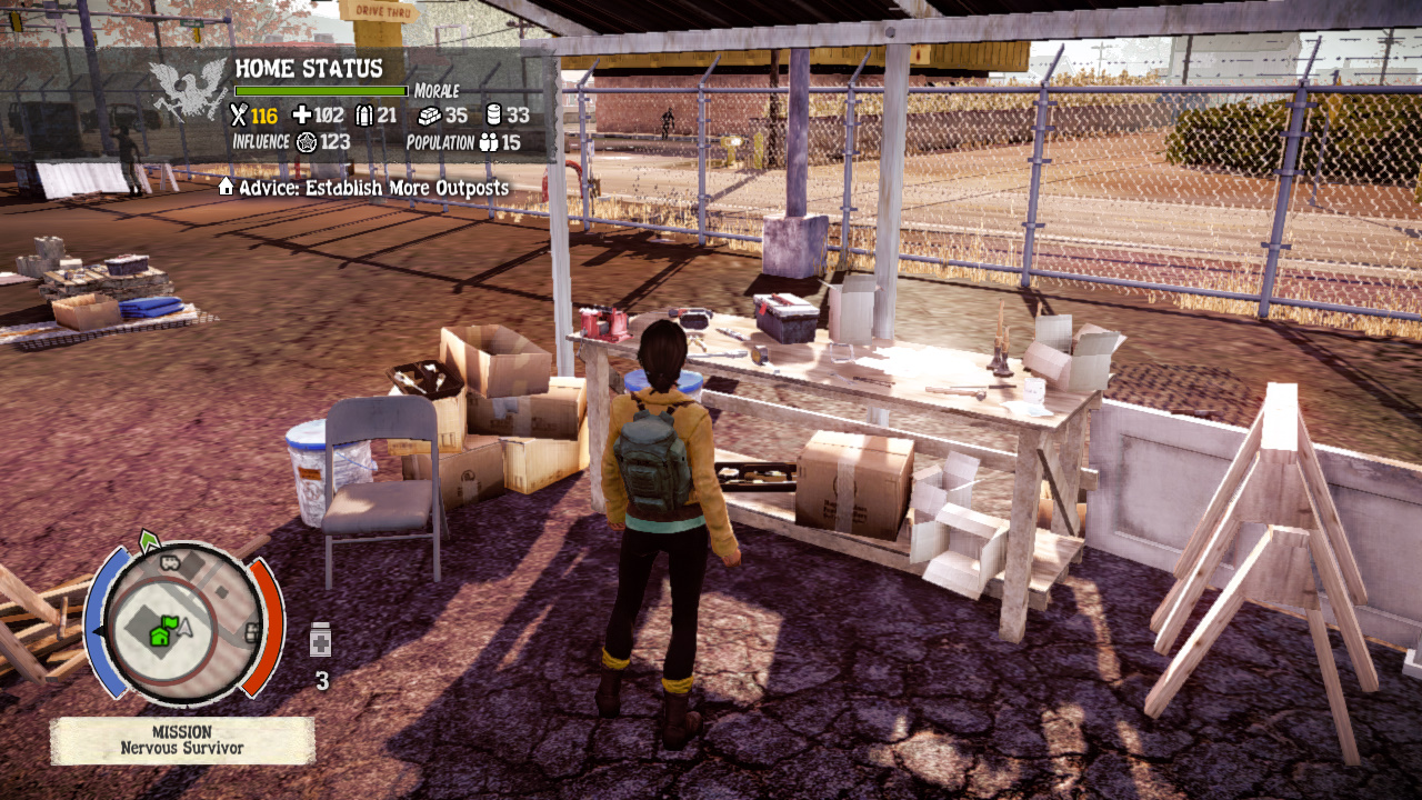 Work Area | State of Decay Wiki | FANDOM powered by Wikia