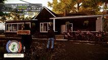 McReady Farmhaus Außenansicht