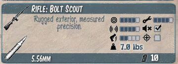 Bolt scout
