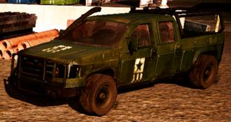 Military Pickup