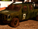 Militär-Pickup