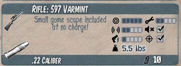 597 varmint