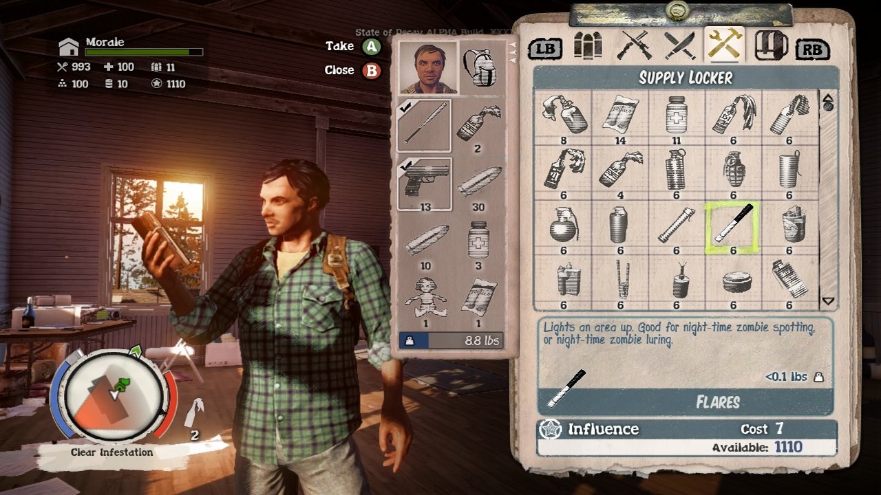 Inventory | State of Decay Wiki | FANDOM powered by Wikia