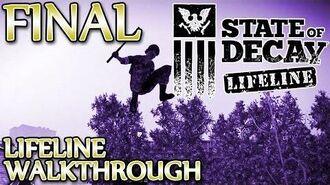 Ⓦ State of Decay Lifeline Walkthrough - Final Part ▪ Juggernaut Hunt, etc.