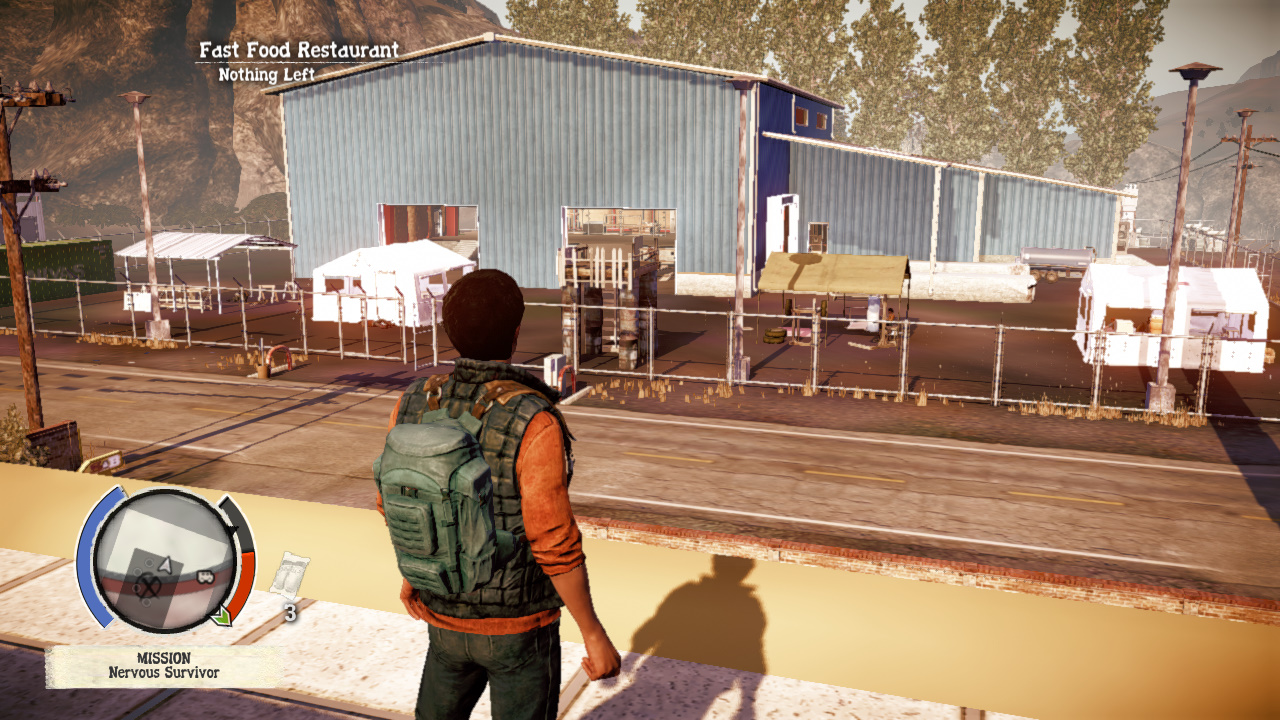 Snyder Trucking Warehouse State Of Decay Wiki Fandom