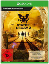 State of Decay 2 Ultimate Edition Cover