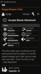 M9Stats