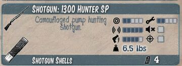 1300 Hunter SP