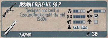 Vz. 58 P