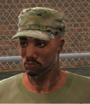 Vince face