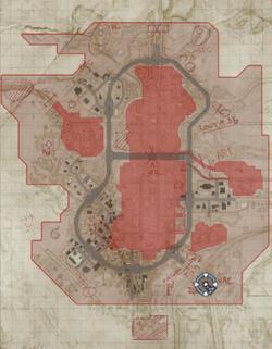 Danforth Map