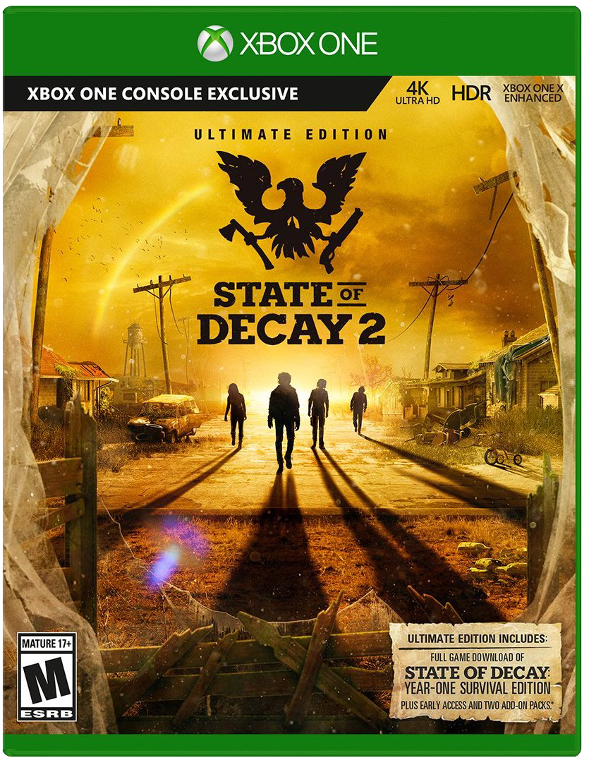 State of Decay 2   State of Decay Wiki   FANDOM powered by Wikia