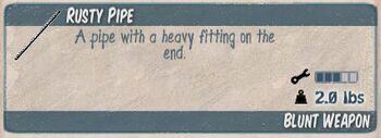 Pipe-rusty