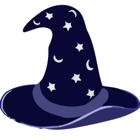 File:Wizard hat.png