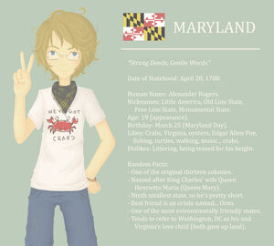 Maryland Tan by Kikkun