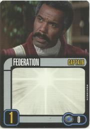Federation generic captain