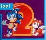 Sonic 2 Badge