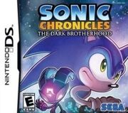 Sonic chronicles box art