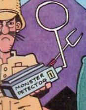 Monsterdetector