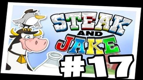 "Let's Play ""Steak and Jake"" Trailhead 17 - Challenge 3 Milk Bandits (Jelly Grove)"