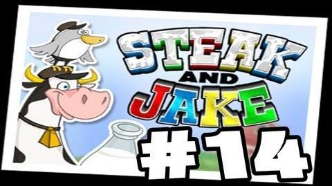 "Let's Play ""Steak and Jake"" Trailhead 14 - Balloon Break (Mudskip Bog)"