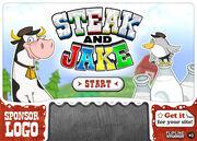 Steak and jake screen