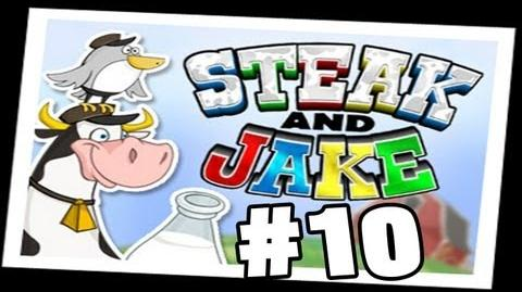 "Let's Play ""Steak and Jake"" Trailhead 10 (Mudskip Bog)"