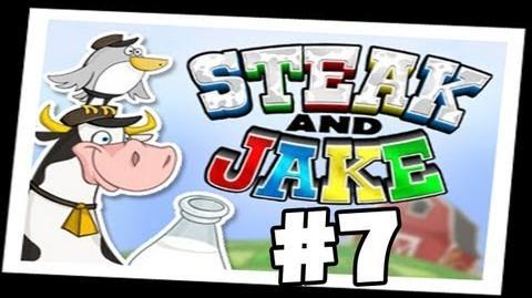 "Let's Play ""Steak and Jake"" Trailhead 7 (Bisonburg)"
