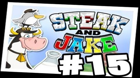 "Let's Play ""Steak and Jake"" Trailhead 15 - Boss Bogbagger (Mudskip Bog)"