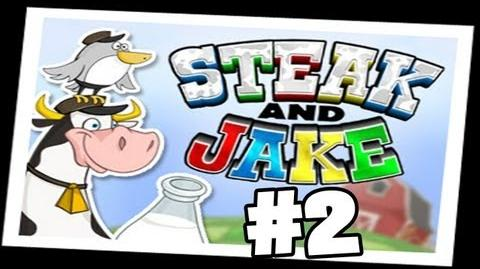 """Let's Play """"Steak and Jake"""" Trailhead 2 (Pinecone Path)"""