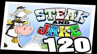 "Let's Play ""Steak and Jake"" Trailhead 120 - New Creature Strawchuck (Strawberry Stretch)"