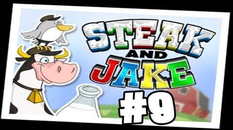 "Let's Play ""Steak and Jake"" Trailhead 9 - Milk Race 1 Cocoa Cow Returns (Bisonburg)"