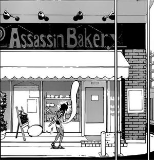 Assassin Bakery