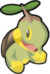 Dexcollab entry turtwig by ezeqquiel-d431vis